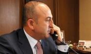 Mevlüt Çavuşoğlu, Belarus Dışişleri Bakanı ile görüştü.