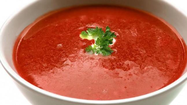 Domates çorbası nasıl yapılır? Adım adım domates çorbası tarifi