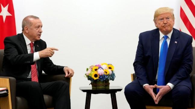 ABD'den Erdoğan'a Suriye açıklaması