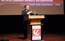 Fatih Erbakan Artvin'de konuştu: Temel mesele paylaşımda adalet!