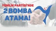 Yenilik Partisi'nde 2 Bomba Atama!
