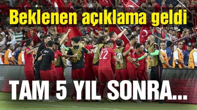 Türkiye'nin Andorra, Arnavutluk ve İzlanda maçlarının yeri belli oldu