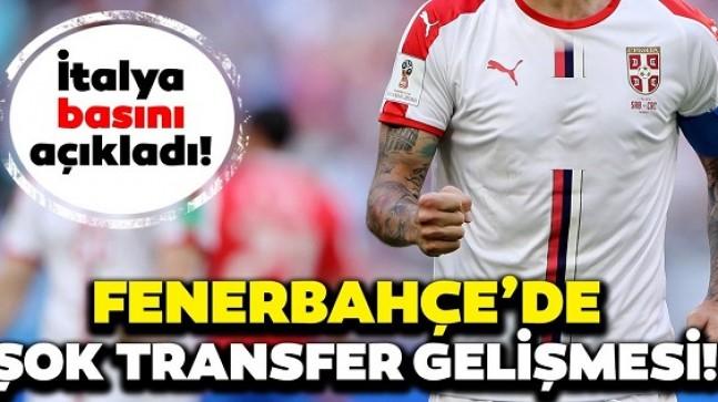 Son dakika: Fenerbahçe'de flaş transfer gelişmesi! İtalya basını açıkladı…