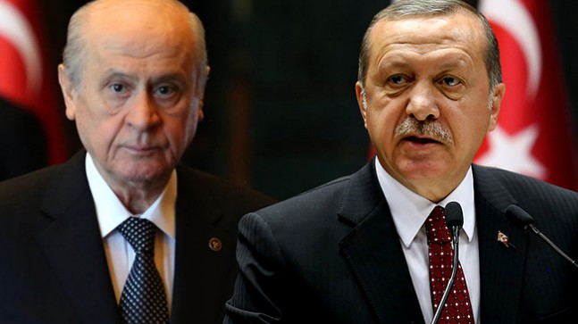 Saray ittifakı sona mı geliyor? MHP'den AKP'ye ret!