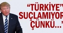 """""""Türkiye'yi suçlamıyorum çünkü…"""""""