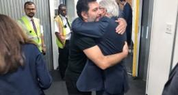 Serbest kalır kalmaz Erdoğan'a teşekkür etti