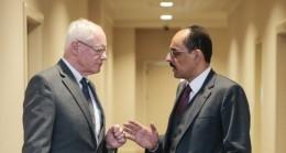 İbrahim Kalın, James Jeffrey ile Suriye meselesini görüştü