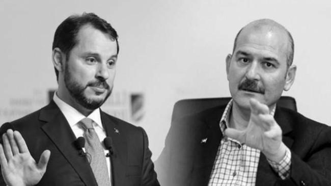 AKP'de bu anket konuşuluyor: Soylu ile Albayrak arasındaki rekabet…
