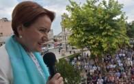 İYİ parti lideri Meral Akşener'den Ekrem İmamoğlu mesajı