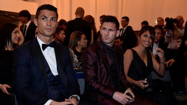Ronaldo, Messi'den farkını açıkladı