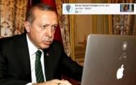 Erdoğan'ın hesabından ilginç paylaşım!