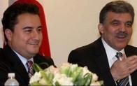 Gül ve Babacan'a iyi haber