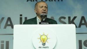 Erdoğan değişimin sinyalini verdi
