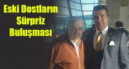 Sayit Subaşı Jose Mujica ile buluştu