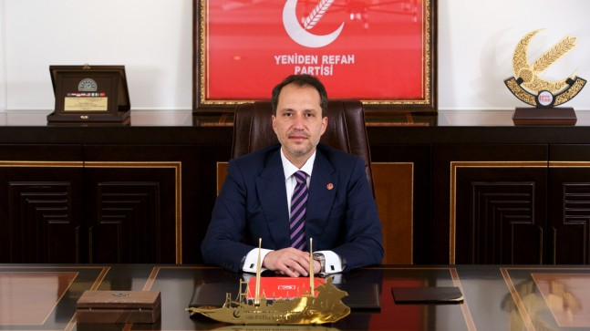 Fatih Erbakan: Kaliteli eğitim, kaliteli nesillerin yetişmesi demektir