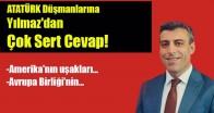 Yenlilik Partisi Genel Başkanı Öztürk Yılmaz'dan Atatürk Düşmanlarına Çok Sert Cevap!