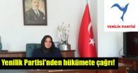 Yenilik Partisi'nden hükümete çağrı