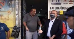 CHP İstanbul Milletvekili Gürsel Tekin'den İstanbul Esnafına Ziyaret!