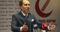 Yeniden Refah Partisi'nden 'AYM' çıkışı: Gereği yapılsın!