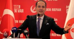ERBAKAN'DAN 'DEMOKRATİKLEŞTİRİLMİŞ BAŞKANLIK SİSTEMİ' ÖNERİSİ