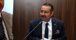 Yeniden Refah'tan  'yeni anayasa' çalışmalarına destek!