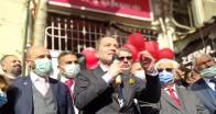 Fatih Erbakan: Vatandaşın en önemli gündemi işsizlik