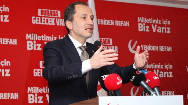 Fatih Erbakan: Mısır ile ilişkilerin düzeltilmesi önemli