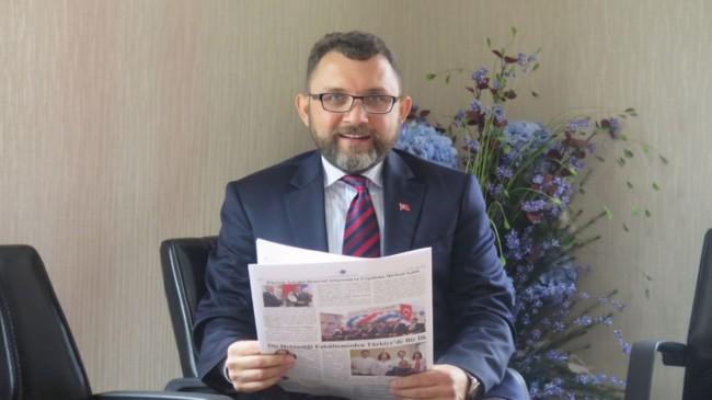 Doç. Dr. Halil Murat ÜNVER Kimdir? Hayatı ve Biyografisi