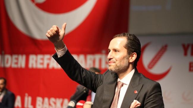 Fatih Erbakan'dan '1 Mayıs' mesajı: İşçiye en yüksek maaş zammını Milli Görüş yapmıştır
