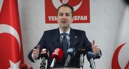 Erbakan'dan çarpıcı 'Sedat Peker' yorumu