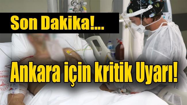 Ankara için kritik uyarı