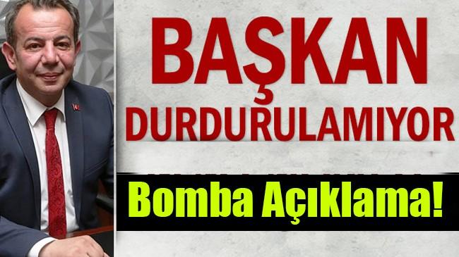 Başkan durdurulamıyor. Özcan'da bomba açıklama!