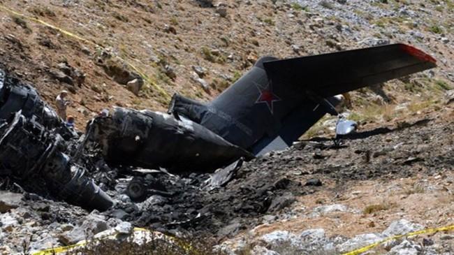 Düşen Rus Uçağıyla İlgili  Flaş Gelişme!