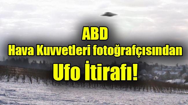 ABD Hava Kuvvetleri fotoğrafçısından yarım asır sonra gelen itiraf